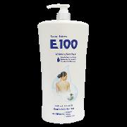 Sữa tắm dê E100 Whitening 1.2L