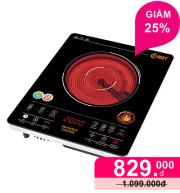 Bếp điện hồng ngoại Comet CM5536 2000W
