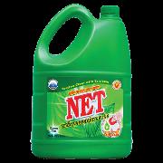 Nước rửa chén Net trà xanh & diệt khuẩn 4kg