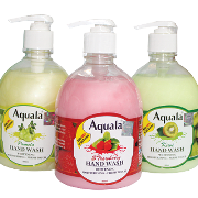 Sữa rửa tay Aquala Dâu 500ml