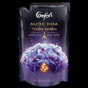 Nước xả Comfort nước hoa tự nhiên Bella túi 1.6L