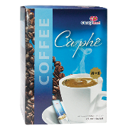 Cafe 3in1 Co.opmart hộp giấy 20 gói x 17g